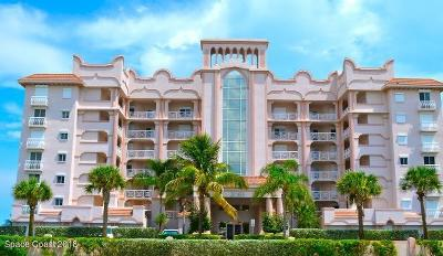 Indian Harbour Beach Condo For Sale: 2075 Highway A1a #2705