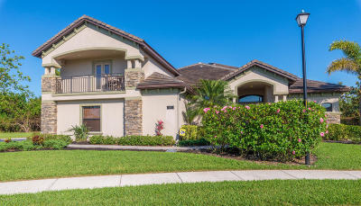Single Family Home For Sale: 1222 Tralee Bay Avenue