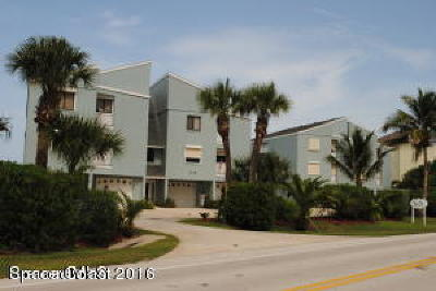 Melbourne Beach Rental For Rent: 7135 Highway A1a #A