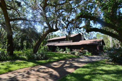 Titusville Single Family Home For Sale: 6186 Windover Way