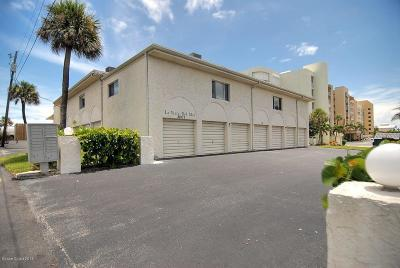 Cocoa Beach Condo For Sale: 3001 S Atlantic Avenue #1
