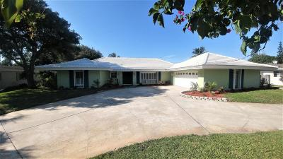 Indialantic Single Family Home For Sale: 314 Cocoa Avenue