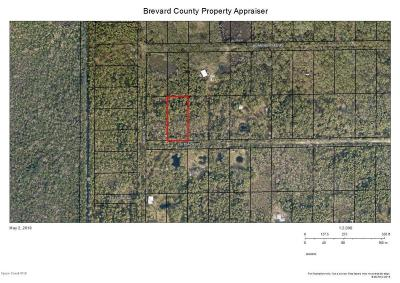 Cocoa Residential Lots & Land For Sale: Outback Road
