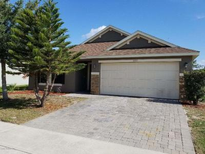 Rockledge Single Family Home For Sale: 3851 Brantley Circle