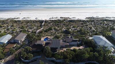 New Smyrna Beach Single Family Home For Sale: 1507 N Atlantic Avenue
