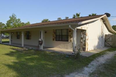 Cocoa Single Family Home For Sale: 4655 Seville Avenue