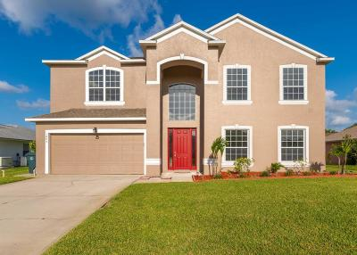 Rockledge Single Family Home For Sale: 1803 Plata Court
