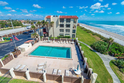 Satellite Beach Condo For Sale: 175 Highway A1a Highway #408