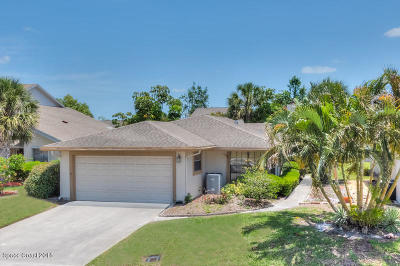 Melbourne FL Single Family Home For Sale: $205,000
