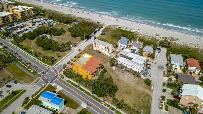 Cape Canaveral Multi Family Home For Sale: 605 Washington Avenue #2