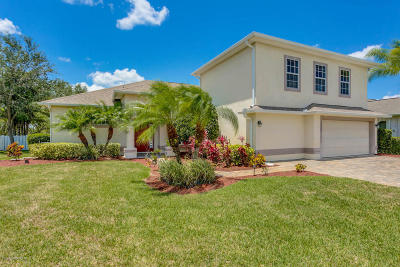 Magnolia Park At Bayside Lakes Single Family Home For Sale: 1982 Thornwood Drive SE