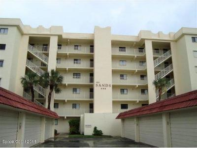 Cocoa Beach Condo For Sale: 299 N Atlantic Avenue #602