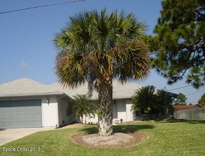 Single Family Home For Sale: 6840 Harp Avenue