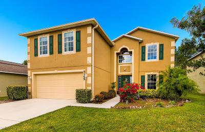 St. Lucie County Single Family Home For Sale: 5145 NW Wisk Fern Circle