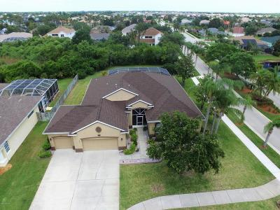 Melbourne Single Family Home For Sale: 1491 Cape Sable Drive