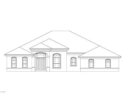 Palm Bay Single Family Home For Sale: 2049 Windbrook Drive SE