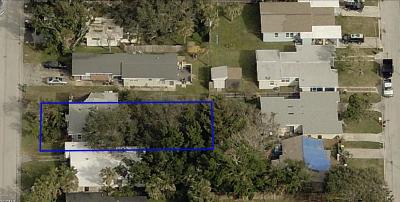 Cocoa Beach Residential Lots & Land For Sale: 227 Woodland Avenue