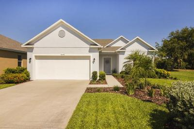 Titusville Single Family Home For Sale: 5678 Yearling Drive