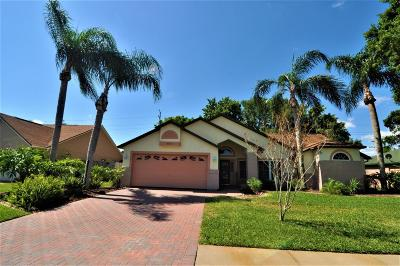 Rockledge Single Family Home For Sale: 921 Pine Baugh Street