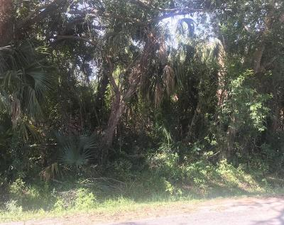 Cocoa Residential Lots & Land For Sale: Cocoanut Drive