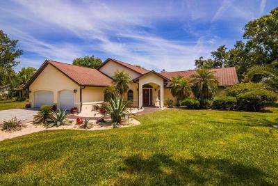 Merritt Island Single Family Home For Sale: 455 Gails Way