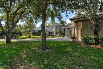 Melbourne Beach FL Single Family Home For Sale: $3,200,000
