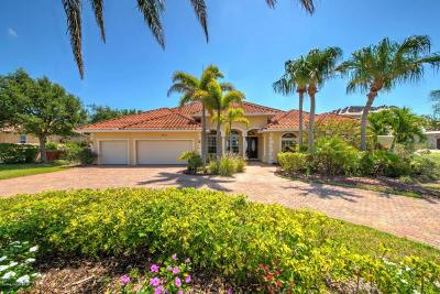Merritt Island Single Family Home For Sale: 5041 Valle Collina Lane