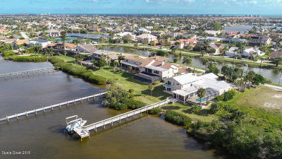 Satellite Beach FL Single Family Home For Sale: $1,115,000