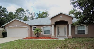 Titusville Single Family Home For Sale: 2 Fairglen Drive