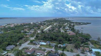 Merritt Island Residential Lots & Land For Sale: Xxxx Newfound Harbor Drive