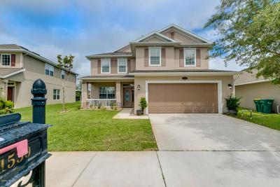 Melbourne Single Family Home For Sale: 1539 Oconner Avenue