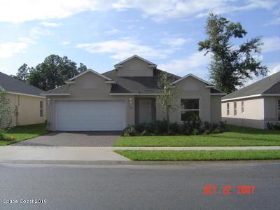 Titusville Single Family Home For Sale: 459 Alison Street