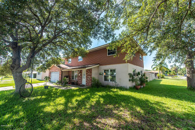 Merritt Island Single Family Home For Sale: 210 Coldstream Avenue