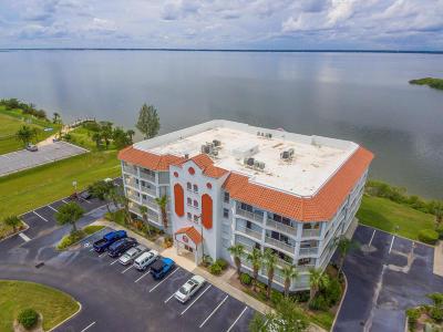 Cape Canaveral Condo For Sale: 8954 Puerto Del Rio Drive #204