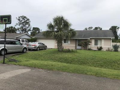 Palm Bay Single Family Home For Sale: 130 Anderson Avenue NE