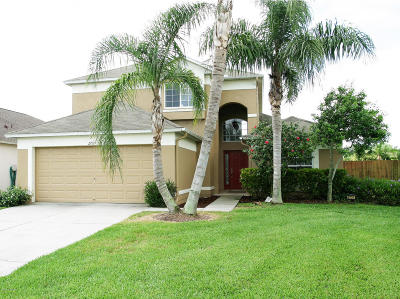 Brevard County Single Family Home For Sale: 2731 Bradfordt Drive W