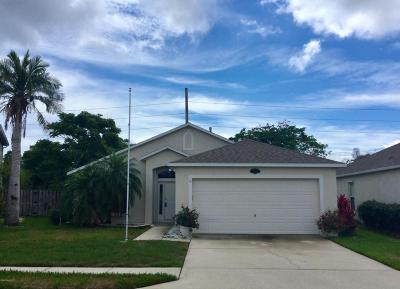 Brevard County Single Family Home For Sale: 2242 Spring Creek Circle NE