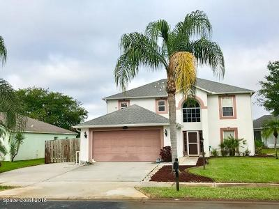 Melbourne FL Single Family Home For Sale: $305,000