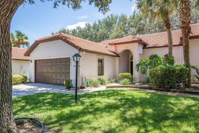 Brevard County Townhouse For Sale: 987 Osprey Drive