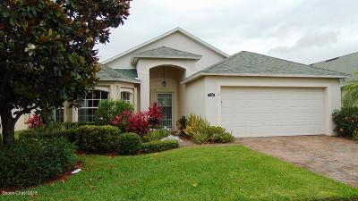 Melbourne FL Single Family Home For Sale: $250,000