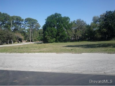 Titusville Residential Lots & Land For Sale: N Old Dixie Hwy