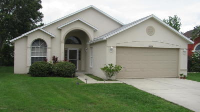 Melbourne FL Single Family Home For Sale: $229,800