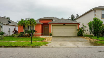 Melbourne FL Single Family Home For Sale: $279,950