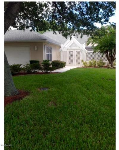 Melbourne FL Townhouse For Sale: $237,500