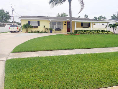 Melbourne FL Single Family Home For Sale: $254,000