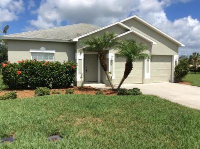 Rockledge Single Family Home For Sale: 6196 Indigo Crossing Drive