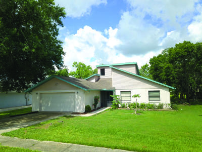 Cocoa Single Family Home For Sale: 318 Woods Lake Drive