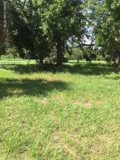 Melbourne Residential Lots & Land For Sale: 3235 Aurora Road