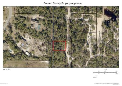 Titusville Residential Lots & Land For Sale: 5240 Walton Avenue