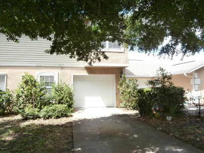 Titusville Townhouse For Sale: 498 Arbor Ridge Lane